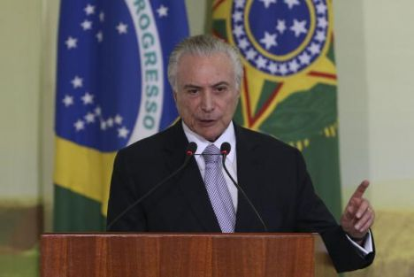 Temer é diagnosticado com infecção urinária na véspera do ano novo