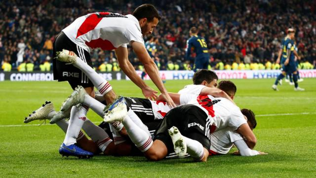 river plate 16-12