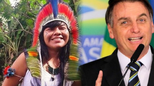India Bolsonaro