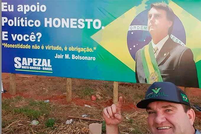 outdoor bolsonaro 680